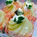 ◎季節のケーキ ラ・フランス